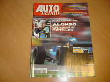Auto hebdo N°1505 911 GT3 Supercup.Gp d'Allemagne.