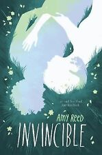 Invincible by Amy Reed (2015, Hardcover)