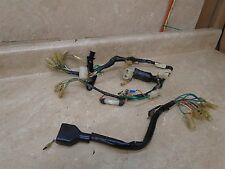 Honda 250 XL SPORT XL250-K0 Used Good OEM Main Wire Harness 1972 HB217