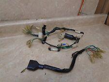 Honda 250 XL SPORT XL250-K0 Used Good OEM Main Wire Harness 1972 HB217