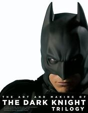 The Art and Making of the Dark Knight Trilogy by Janine Pourroy and Jody...