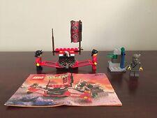 Lego Treasure Transport Set 6033 w/ Instructions 100% COMPLETE Ninja Castle