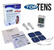 OTC TOP TENS Electric Massager TopTens Electrotherapy Unit