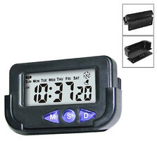 Pocket Digital Electronic Travel Alarm Clock Automotive Electronic Stopwatch