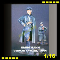 Jaguar 1/16 (120MM) Resin Figure Hauptmann German cavalry, 1944 - J61609