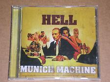 HELL - MUNICH MACHINE - CD COME NUOVO (MINT)