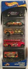 Hot Wheels Diecast 5-Car Gift Pack 35th Anniversary Mattel 2002 New