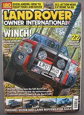 Land Rover Owner International Magazine June 2007 LRO 06/07