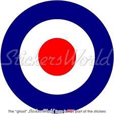 RAF Royal Air Force Type D Kokarde Großbritannien 100mm Aufkleber Sticker Decal