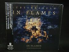 IN FLAMES Subterranean + 4 JAPAN CD Dark Tranquillity Engel Ceremonial Oath