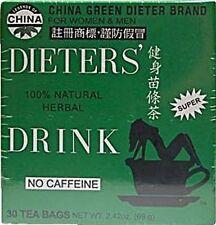 Tío Lees tés personas a dieta de té para la pérdida de peso dieta & - Nuevo/Sellado!!!