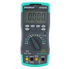 HoldPeak HP-890DN LCD Digital Multimeter Diode Cap Temp Meter Auto Range 4MR6
