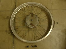 1970 HUSKY HUSQVARNA 400 CROSS FRONT WHEEL