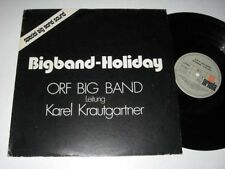 LP/ORF BIG BAND/KAREL KRAUTGARTNER/BIGBAND HOLIDAY/ariola 202758 MEGARAR