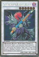Blackwing Armed Wing - PGLD-EN078 - Gold Rare 1st Edition (