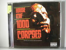 HOUSE OF 1000 CORPSES - 1  CD -  ARTISTI VARI - (HH36)