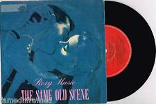 """ROXY MUSIC - SAME OLD SONG - 7"""" 45 VINYL RECORD w PICT SLV - 1980"""