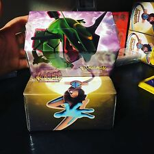 Pokémon EX Deoxys And Rayquaza Premium Collectors Box