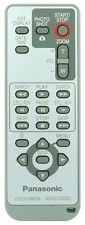 PANASONIC HDC-SD9GC-S Original Remote Control