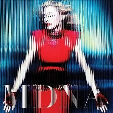 MDNA [Clean] by Madonna CD 2012 Interscope USA Sealed