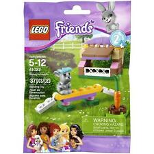 LEGO Friends Bunny's Hutch 41022 FREE US SHIPPING LOOK!!!!!