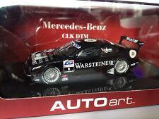 1:43 Autoart 60134 Mercedes Benz CLK DTM 2001 Marcel Fassler