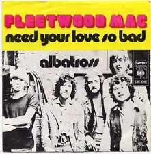 "FLEETWOOD MAC ""NEED YOUR LOVE SO BAD"" GER 1972"