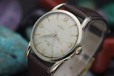 C. 1956 OMEGA Automatic Cross-hair Dial Cal. 501 10K G.F. Men's Dress Watch