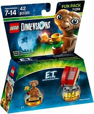 LEGO Dimensions - E.T. the Extra-Terrestrial Fun Pack (71258)
