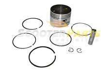 Piston Kit 52mm Parts For Baja Mini Bike DOODLE BUG 30 BLITZ DIRT BUG 97cc 2.8HP