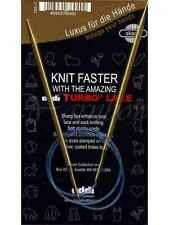Addi Turbo ::Lace Needles:: 9 US 24 in