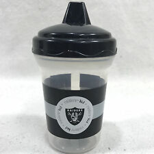 Baby Oakland Raiders Sippy Cup Football Fanatic NFL