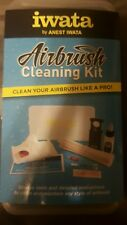 Iwata CL100 Airbrush Cleaning Kit