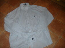 RALPH LAUREN MENS SHIRT,SIZE L,G/C,DESIGNER SHIRT/TOP