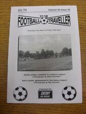 11/04/2013 il calcio VIAGGIATORE MAGAZINE: volume 26 questione 32-FOTO DI COPERTINA-C