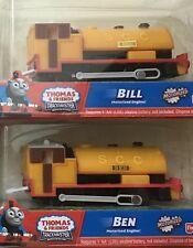 Fisher Price Trackmaster Thomas & Friends Motorized Bill & Ben Set