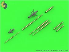 Master 72106 1/72 Metal Sukhoi Su-17/20/22 Fitter Pitot Tubes (all versions)