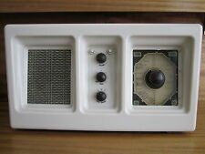 "VINTAGE  ""X - RADIO RENTALS""  BAKELITE RADIO Model RR57 (WORKING) OFFERS INVITED"