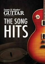 NEW - Learn & Master Guitar - The Song Hits: Book/10-DVD Pack