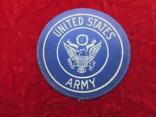WW2 US Army Jacket Patch Squadron Large w/ store tag