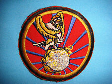 KOREA WAR RE PATCH USMC MARINE PHOTO RECONNAISSANCE SQUADRON VMJ-1