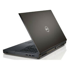 Dell Precision M4600 1080P i7-2960XM 8GB 256GB SSD+750GB HDD Webcam Backlit KB