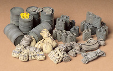 Tamiya 35229 Allied Vehicles Accessory Set 1:35 Scale Kit