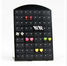 Fashion Jewelry ShowCase Earrings Display Stand Organizer Holder Tool Rack EY