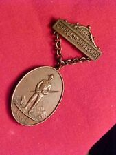 ORIGINAL SPANISH AMERICAN WAR MEDAL FOR NATIONAL GUARD PENNSYLVANIA MARKSMAN