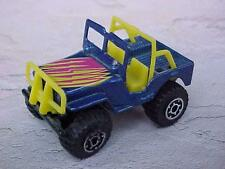 VINTAGE MATCHBOX JEEP WRANGLER 4X4 / MADE IN THAILAND
