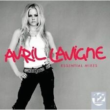 "Avril Lavigne"" 12 Masters-THE ESSENTIAL MIXES ""CD NUOVO"