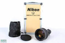 Nikon Nikkor 300mm F/2.8 ED IF AIS Manual Focus Lens