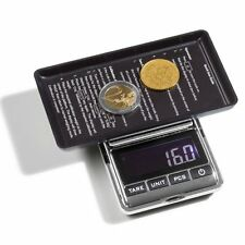 (1) Lighthouse 0.01 - 100 Gram Digital Pocket Scale for Coin Jewelry Gold Silver