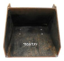 "ELEVATOR BUCKET, OVERALL LENGTH 11 1/2"", INSIDE DIAMETER 9"", DEPTH 10 3/4"""